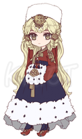 New years adoptable (Closed) by Kaiet