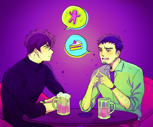 AWAFL: Beer and Rants [A1S1 Invasion] by mazubutt