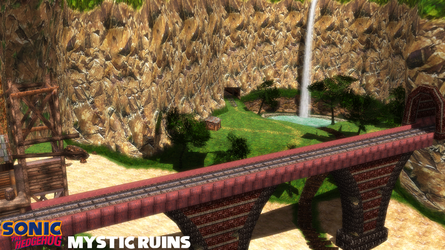 (MMD Stage) Mystic Ruins - Main Area Download by SAB64