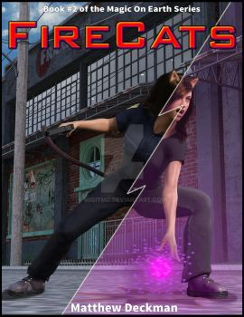 FireCats by Migitmd