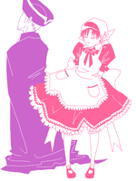 APH: Pink and Purple by Morcian