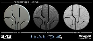Halo 4 - Mantle of Responsibility by ThelVoramee