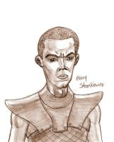 Greyworm by Stnk13