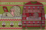 Soul Asylum Ugly Sweater by xkappax
