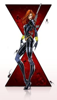 Black Widow - part 3 by jamietyndall