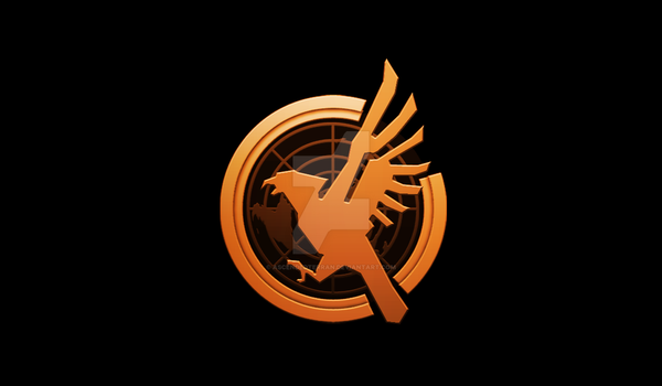 Bird Shadow Corps Logo by AscendedTerran