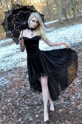 Black Velvet Stock by MariaAmanda