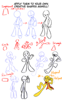 SugarRatio's tutorial on Glorified Stickfigures! 2 by SugarRatio