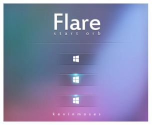 Flare Start Orb by KevinMoses