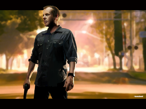 Jack Bauer by Townshand