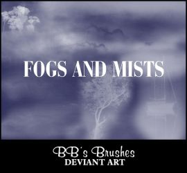 Fogs and Mists by BBs-Brushes