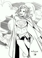 Supergirl by Ebas by NewEraStudios