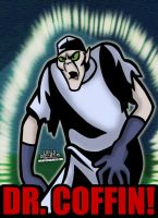 Cartoon Villains - 076 - Dr. Coffin! by CreedStonegate