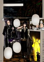 DGM- Colored page by rozka