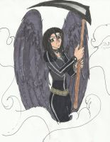 Batman -  Wraith, The Ghost Harpy by Yoru-the-Rogue