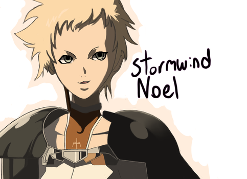 Stormwind Noel by Killerwolf19