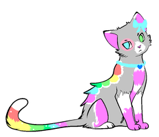 cat adopt :.OPEN:. (name your price) by 6LITCH-TH3-W01F