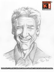 HARRISON FORD by alexpal