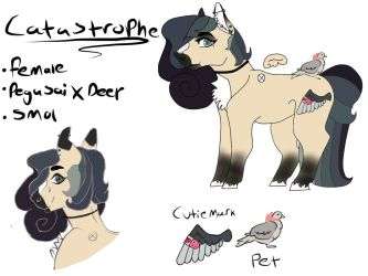 Catastrophe (UPDATED REF) by Vykxen