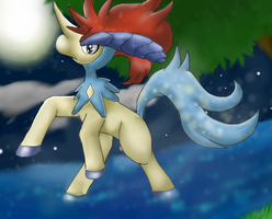 Pokemon: Keldeo