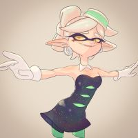 Marie by Font410