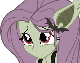 Flutterbat EQG by BrohoofsUnited