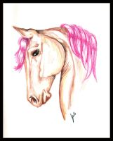 Quick Horse by sej