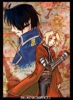 FMA-past and future by BrokenRomance3