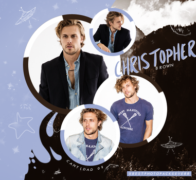 Photopack 26643 - Christopher Brown by xbestphotopackseverr