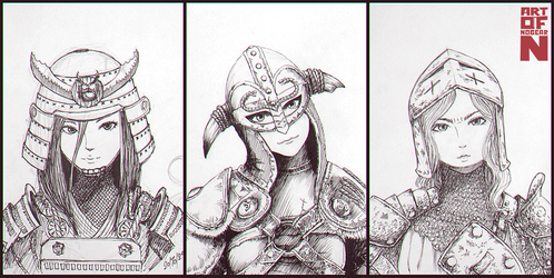 My For honor by nogearn