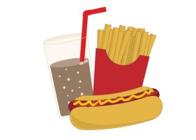 Fastfood by superawesomevectors