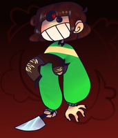 I'm Chara by meatbutter