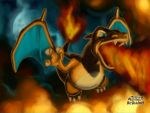 Charizard Fires it Up! by MegaMixStudios