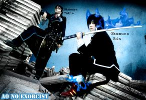 Okumura - Destroys and Builds by Hikari-Kanda
