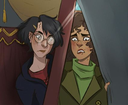Triwizard Tournament by ladypumpkinseed