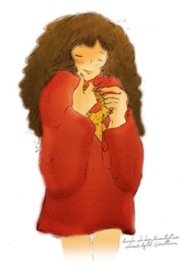 Ron's sweater by Soh-chan