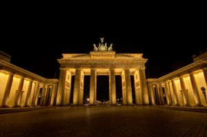 Brandenburger Tor by GuadianAngel