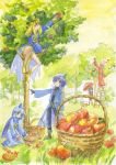 Harvesting by TomoeOtohime