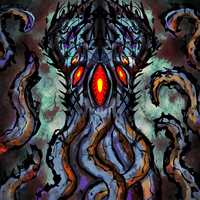 N'zoth The Old God by HolyNautilus