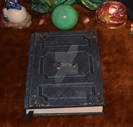 Lord of the rings Thorin's Key book tome grimoire by RaptorArts