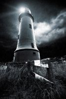 the lighthouse by spako