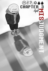LABYSS [Misjudgment/cover, Undertale comic] by Menekah