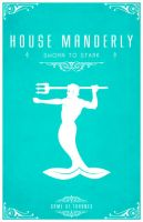 House Manderly by LiquidSoulDesign