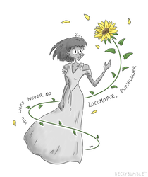 Sunflower by BeckyBumble