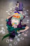 Let's play poker with Lady Joker! by Silvia-platypus