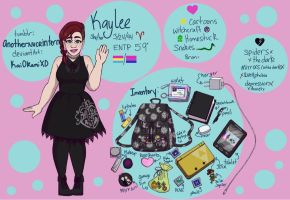 Meet the artist meme by faerie-daze