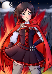 Ruby Rose Volume 4 by mianamaxi