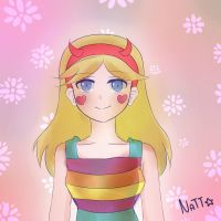 Star Butterfly by Nataly2