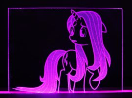 Another Rarity Acrylic LED Picture by steeph-k
