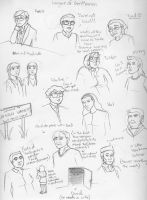 TLG Doodles by helloparadise